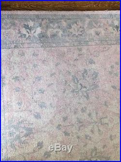 $499 POTTERY BARN KIDS Monique Lhuillier Antique Printed Rug BRAND NEW