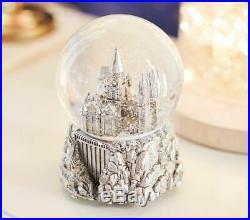 HARRY POTTER Pottery Barn Kids Hogwarts Castle Snow Globe New NIB Snow Globe