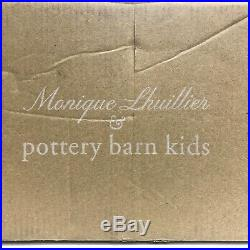 NEW Pottery Barn KIDS Monique Lhuillier Metallic Cornice Canopy FrameNEW IN BOX