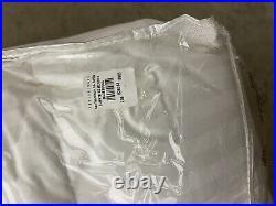 NEW Pottery BarnMicromax AAFA Certified Down-Alternative Comforter300TCKING