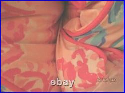 NWT Pottery Barn Kids Lilly Pulitzer Mermaid Cove Full/Queen Comforter Quilt