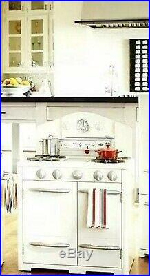 POTTERY BARN KIDS Retro Kitchen Oven simply White