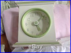 Pottery Barn Baby Beatrix Potter Peter Rabbit 8 pc Quilt Bedding Set Mobil Clock