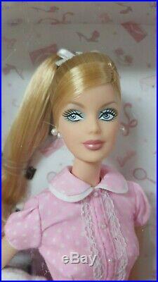 Pottery Barn Kids Barbie 2009 Mattel Nrfb