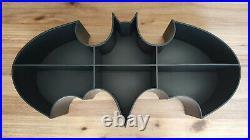 Pottery Barn Kids Batman Metal Shelf Discontinued