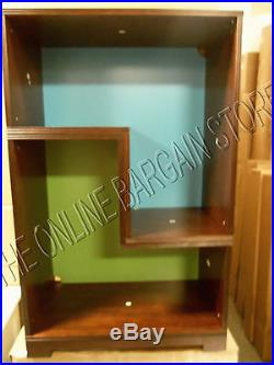 Pottery Barn Kids Cameron Puzzle Wall system Cubby storage unit shelf CABINET