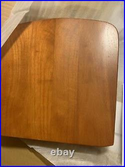 Pottery Barn Kids Carolina Rolling Swivel Desk Chair Sun Valley Honey Color NEW