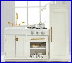 Pottery Barn Kids Chelsea All-in-1 Kitchen, Simply White NEW