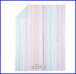 Pottery Barn Kids Disney Princess Sheets Bailey Quilt Shams Size FULL Set NEW