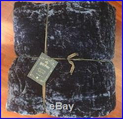 Pottery Barn Kids HARRY POTTER Magical Velvet Quilt TWIN NEW