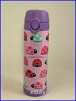 Pottery Barn Kids Ladybug Large Backpack Bookbag Lunchbox Water Bottle Thermos 4