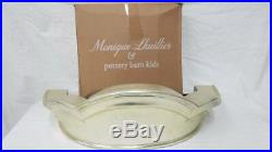 Pottery Barn Kids Monique Lhuillier Metallic Cornice Canopy Crown with sheers