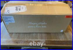 Pottery Barn Kids Monique Lhuillier Washed Gilded Gold Cornice NEW