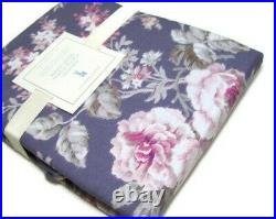 Pottery Barn Kids Multi Colors Organic Cotton Yvette Floral Twin Duvet Cover New