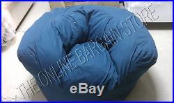Pottery Barn Kids PB Teen Sofa beanbag loungen floor arm chair NAVY glove