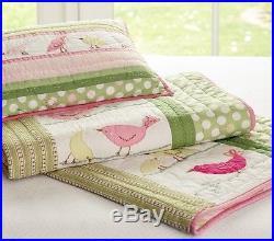 pottery barn kids penelope full bedding set quilt w custom curtainspottery barn kids penelope full bedding set quilt w custom curtains