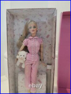 Pottery Barn Kids, R. Best Pink Label Barbie Collector Packaged Doll Imperfect