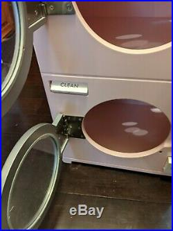 Pottery Barn Kids Retro Pink Washer and Dryer