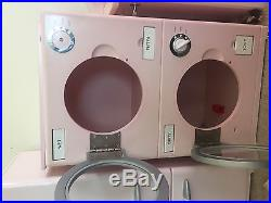 Pottery Barn Kids Retro pink kitchen 4 piece