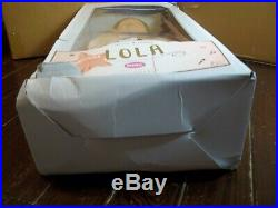 Pottery Barn Kids Special Edition Lola Rockstar Gotz Doll Guitar 18 #2382