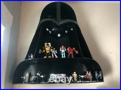 Pottery Barn Kids Star Wars Darth Vader Shelf