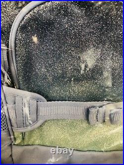 Pottery Barn Kids Twilight Ombre Large Backpack Lunch Box Water Bottle Glitter