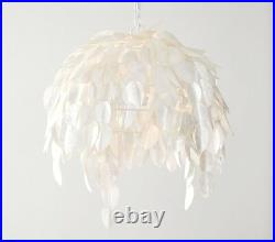 Pottery Barn Kids Willow Pendant Light Fixture Hanging Ceiling