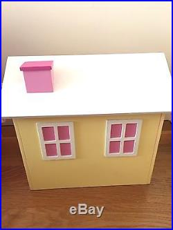 Pottery Barn Kids Wood Country Cottage House Dollhouses Storage Boxes can P/U NY