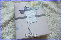 Pottery barn kids Monique Lhuillier Floral Bouquet queen/full Duvet original$159